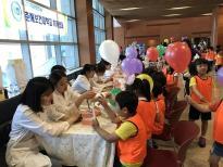 치위생과, 제72회 구강보건의 날 행사 참여